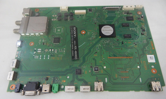 Placa Principal Tv Sony Kdl-46hx825 1-883-754-22