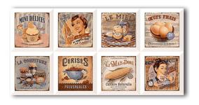 Cerámica Pared Cocina Pamesa Deco Pin Up 30x60 Vintage