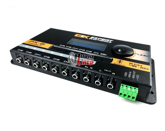 Procesador De Audio Digital Expert Electronics