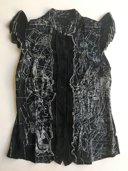 Camisa Mangas Corta Tucci