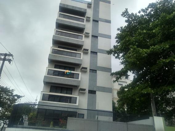 Apartamento A Venda No Bairro Enseada Em Guarujá - Sp. - En682-1