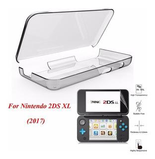 Carcasa Funda Acrílica Protectora Nintendo 2ds Lx