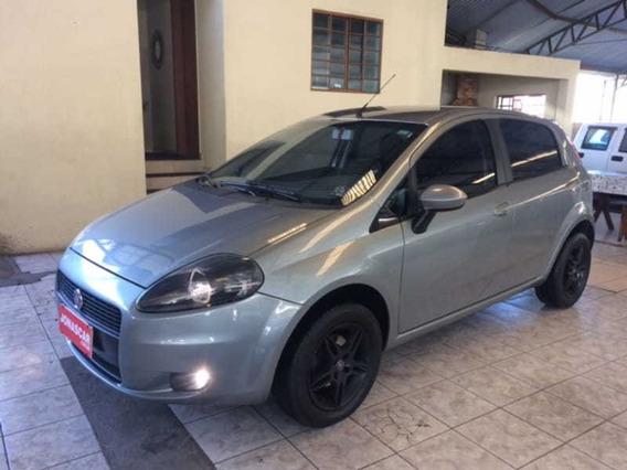 Fiat Punto Hlx 1.8 8v(flex) 4p 2008