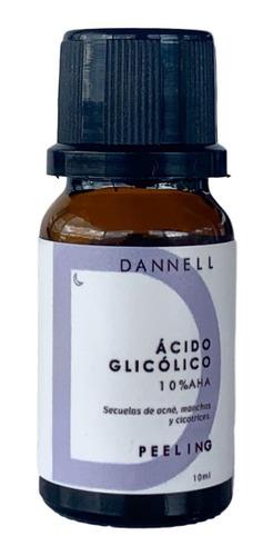 Ácido Glicólico 30% Dannell - mL a $2600