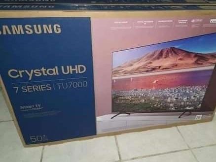 Televisor Samsung 50 Pulgadas Smart Tv 4k Nuevo