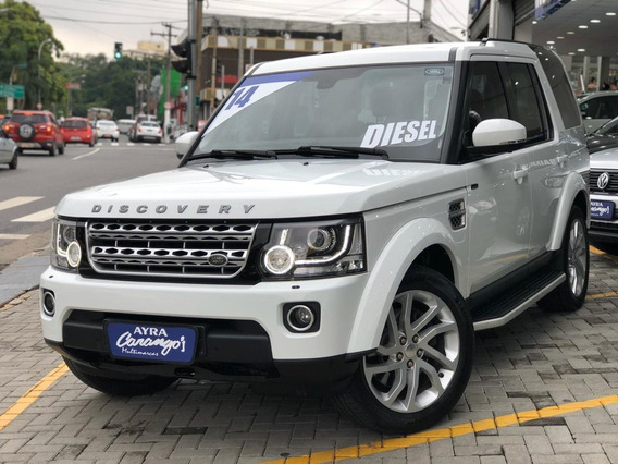 Land Rover Discovery4 Hse 3.0 4x4 Tdv6/sdv6 Die.aut 2014...