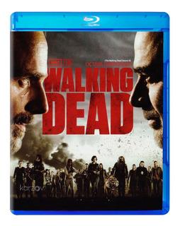 The Walking Dead Octava Temporada 8 Ocho Blu-ray