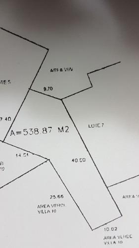 Terreno $2,797,600 538m Buganbilias