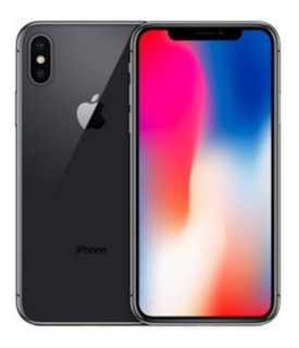 Apple iPhone X 256 Gb Silver E Preto 1 Ano De Garantia