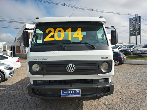 Vw 9.160 Delivery Plus Ano 13/14 Guincho