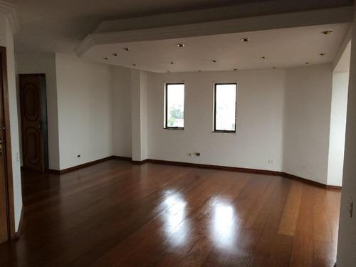 Imagem 1 de 10 de Apartamento Com 3 Dormitórios À Venda, 126 M² Por R$ 550.000,00 - Jardim Jabaquara - São Paulo/sp - Ap1681