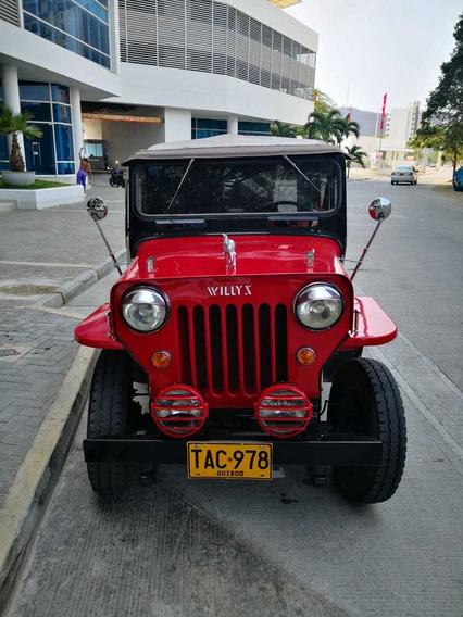 Jeep Willys Cj 1954