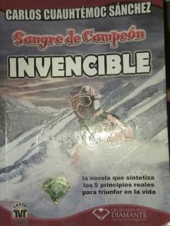 Sangre De Campeon, Invencible