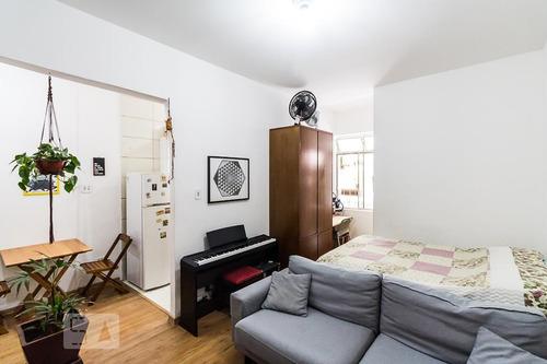 Apartamento À Venda - Bela Vista, 1 Quarto,  45 - S893025178