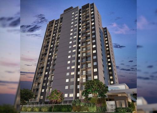 Imagem 1 de 18 de Apartamento À Venda No Bairro Chácara Santo Antônio (zona Sul) - São Paulo/sp - O-4993-12482