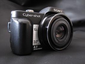 Sony H10 8mp Lente Original Zeiss 10x Zoom - Funciona Tudo!