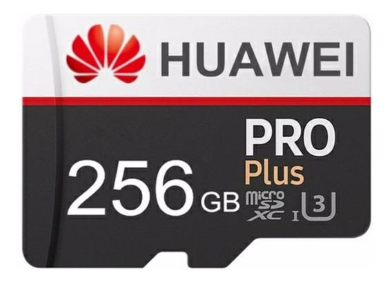 Cartão De Memória Microsd Huawei 256gb