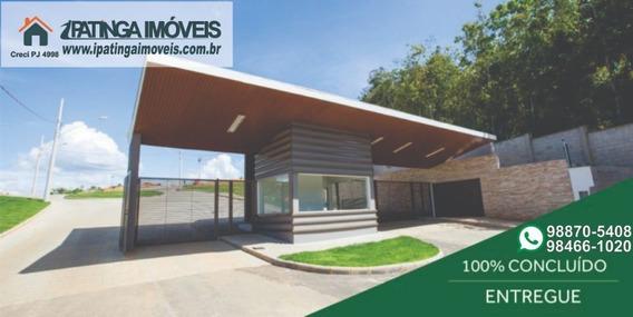 Terreno Para Venda, 682.0 M2, Gran Royalle - Santana Do Paraíso - 746