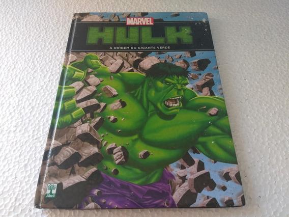 Hulk - A Origem Do Gigante Verde Hq Capa Dura