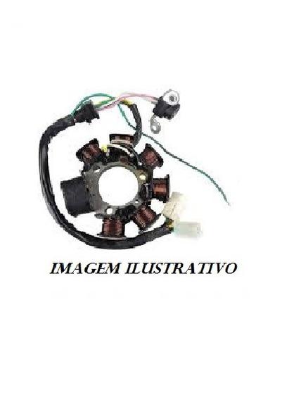 Estator Magneto Yamaha Ybr125 2000/01 Tmac