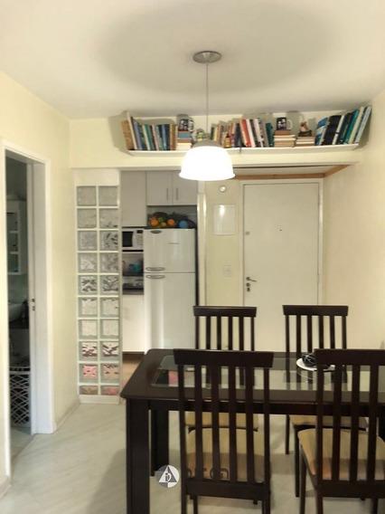Apartamento 01 Dorm, Venda, Bela Vista. - 2034-1