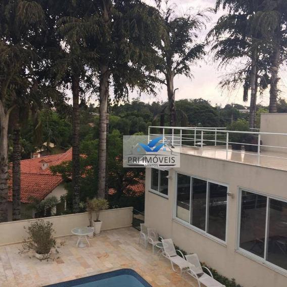 Casa À Venda, 980 M² Por R$ 4.500.000,00 - Condomínio Terras De São José - Itu/sp - Ca0057