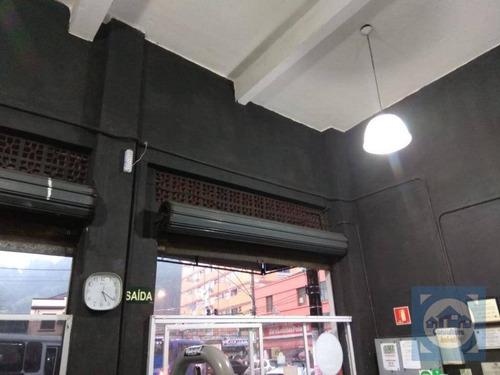 Imagem 1 de 14 de Loja À Venda, 147 M² Por R$ 636.000,00 - Centro - São Vicente/sp - Lo0050