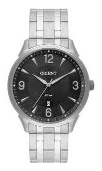 Relógio Orient Masculino Aço Inox Mod. Grande Mbss1282 P2sx