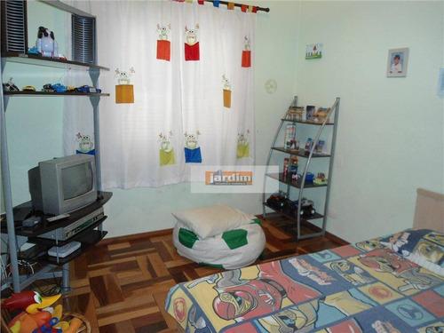 Imagem 1 de 1 de Casa Residencial À Venda, Vila Euro, São Bernardo Do Campo. - Ca0087