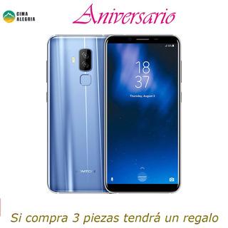 Fdd-lte Celular Smartphone Homtom S8 4gtelefono