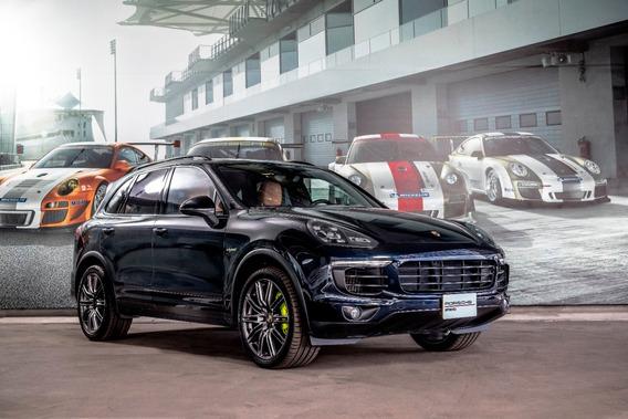 Cayenne S E-hybrid