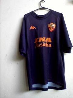 Camiseta As Roma Retro Kappa