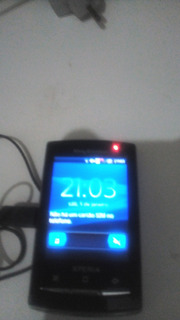 Sony Xperia X10 Mini Pro 2g Wifi Bateria Inchada Funcionando