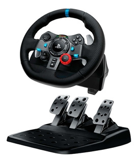 Volante + Pedales Logitech G29 Driving Force Para Ps4 Ps3
