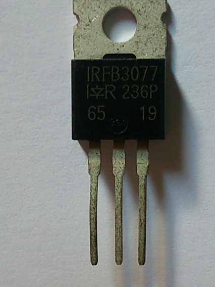 25 Transistor Irfb3077