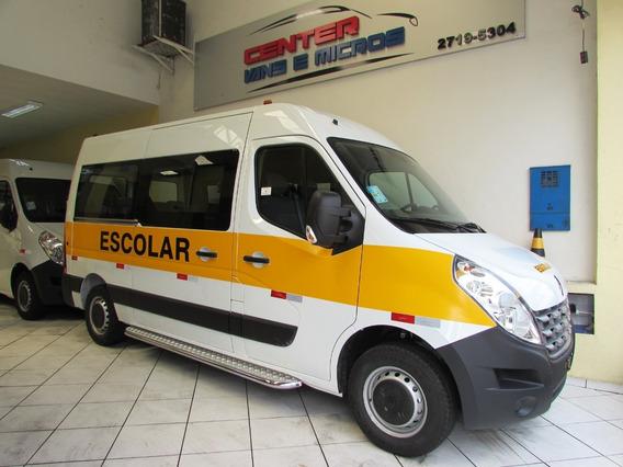 Van Escolar Renault Master 2020