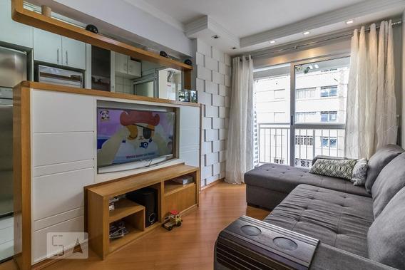 Apartamento Para Aluguel - Bela Vista, 2 Quartos, 50 - 893034870
