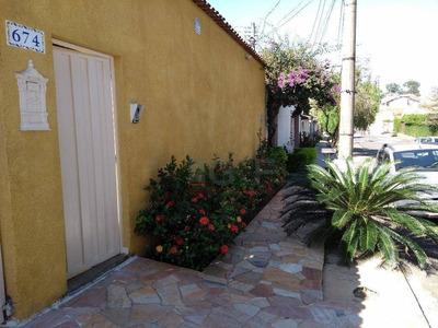 Casa À Venda, Jardim Quarto Centenário, Campinas. - Ca4357