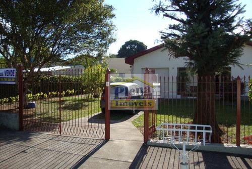 Imagem 1 de 18 de Casa Residencial À Venda, Parque Ortolândia, Hortolândia. - Ch0045
