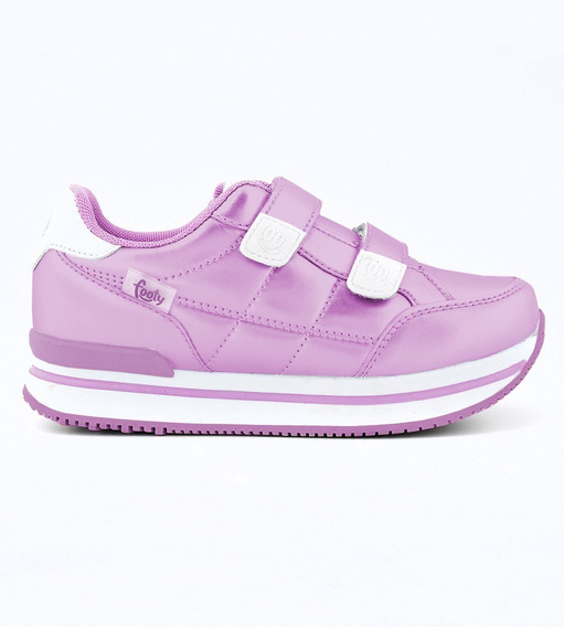 Zapatillas Up! Metalizadas Kids (27-32)- Footy Oficial