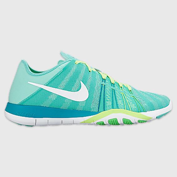 Zapatillas Nike Running Mujer Verde Agua