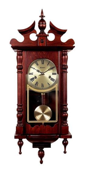Relógio Carrilhão De Parede Novo 80 Cm Garantia Nf 5352