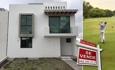 Hermosa Residencia En Zibatá, 4 Recamaras, Roof Garden, Jardín, Alberca, Luxury