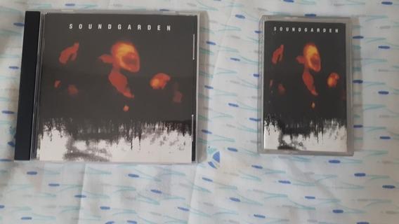 Cd Soundgarden Superunknownfita Cassete Colecao Rock