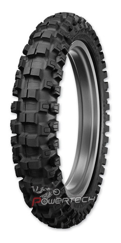Cubierta Dunlop Mx52 Off Road Motocross 120 / 80 - 19