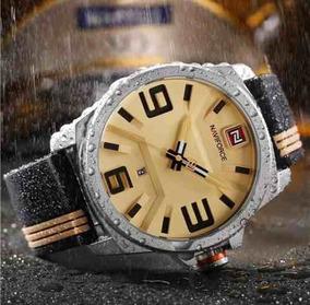 Relogio Esportivo Masculino Presente Relógio Grande Orig