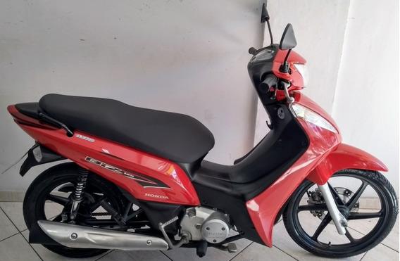 Honda Biz 125 Ex 2015 Vermelha