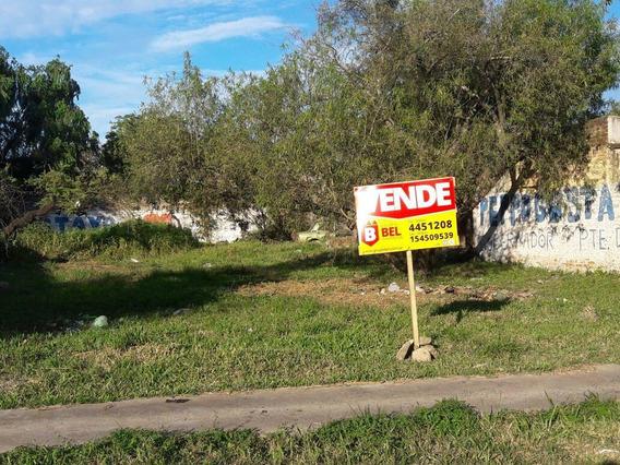 Terreno Con 15 Mts De Frente A Pocas Cuadras De La Unne