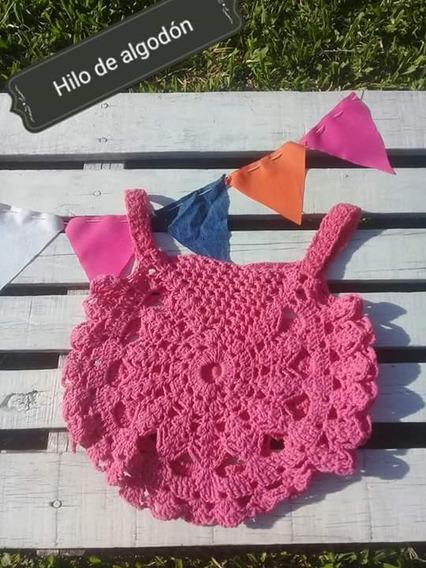 Top A Crochet .