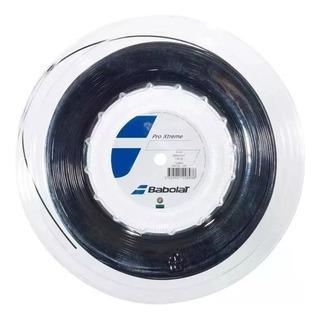 Cuerda Babolat Pro Xtreme 200m Negro 130